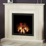 Elgin & Hall Orieta 900 Marble Gas Fireplace Suite