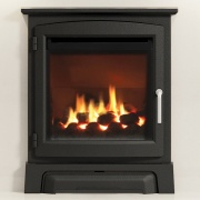 Elgin & Hall 16'' Gas Fire with Stove Front