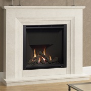 Elgin & Hall Vitalia 900 Marble Gas Fireplace Suite