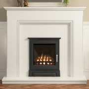 Elgin & Hall Eternia Marble Fireplace