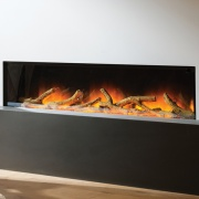 Flamerite Gotham 1300 Electric Fire