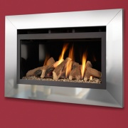 Flavel Jazz Wall Mounted Balanced Flue Gas Fire