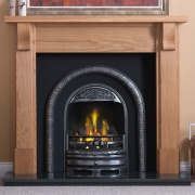 Gallery Bedford Wooden Fireplace (Bolton)