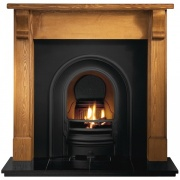 Gallery Bedford Wooden Fireplace (Coronet)