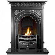 Gallery Nottage 30'' Cast Iron Combination Fireplace