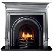 Gallery Palmerston Cast Iron Fireplace (Tradition)