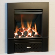 Gazco Logic HE Dimension2 Balanced Flue Convector Gas Fire