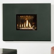 Gazco Logic HE Steel Convector Gas Fire
