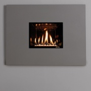 Gazco Logic HE Steel Balanced Flue Convector Gas Fire