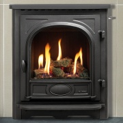 Gazco Logic HE Stockton Convector Gas Fire
