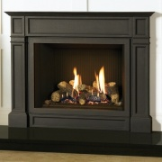 Gazco Riva2 500 Ellingham Balanced Flue Gas Fireplace