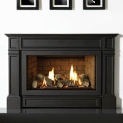 Gazco Riva2 670 Ellingham Balanced Flue Gas Fireplace