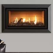 Gazco Studio 1 Glass Fronted Gas Fire