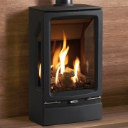 Firebelly Fb2 Double Sided Gas Stove Flames Co Uk