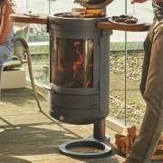 Chesneys HEAT 400 Collection Outdoor Barbecue Heater