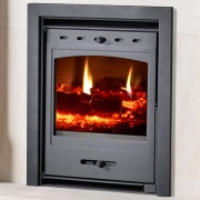 Gallery Helios Inset Cleanburn Wood Burning Stove
