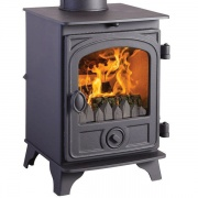 Hunter Hawk 3 Wood Burning & Multi-Fuel Stove