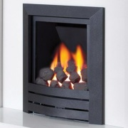 Kinder Black Magic Powerflue Gas Fire
