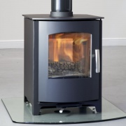 Mendip Churchill 8 Double Sided Multi-Fuel Stove