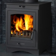 Gallery Helios 5 Cleanburn Wood Burning & Multi-Fuel Stove