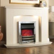 Pureglow Abberley Marble Fireplace - SPECIAL OFFER