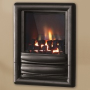 Pureglow Carmen Hole-in-the-Wall Gas Fire