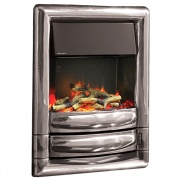 Pureglow Carmen Illusion Hole-in-the-Wall Electric Fire