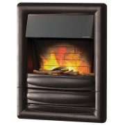 Pureglow Carmen eGlow Hole-in-the-Wall Electric Fire
