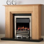 Pureglow Middleton Electric Fireplace Suite