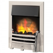 Pureglow Bauhaus eGlow Electric Fire