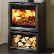 Stovax View 8 Midline Wood Burning / Multifuel Stove