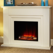 Suncrest Bedale Electric Fireplace Suite