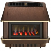 Valor Firecharm RS Electronic Balanced Flue Outset Gas Fire