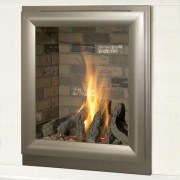 Verine Meridian HE Hearth Mounted Balanced Flue Gas Fire